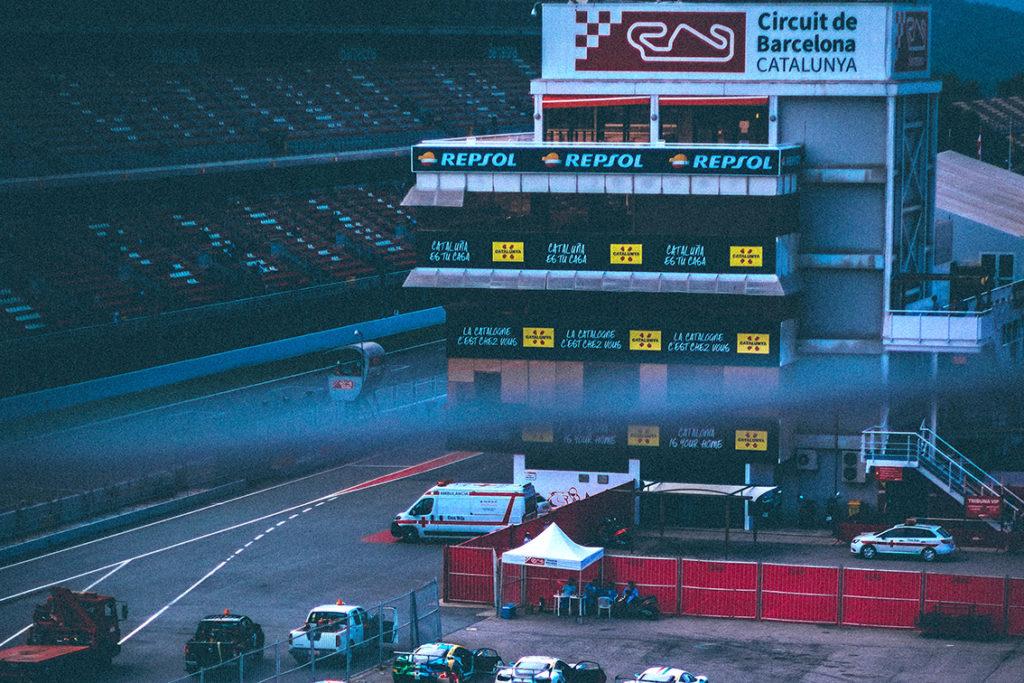 Formule 1 in Spanje… hoe zit het met autorijden?